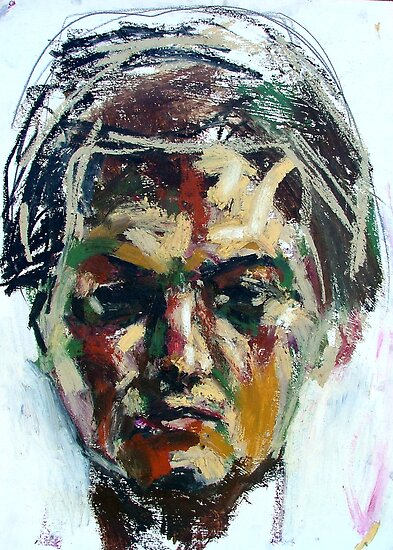 Self Portrait  by Josh Bowe
