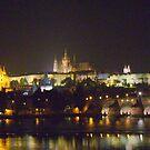 Prague By Night II by HELUA
