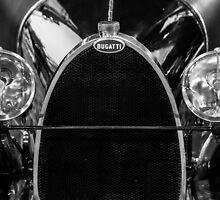 Bugatti Type 23 by dlhedberg