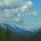 Icefield Parkway Alberta by HighHeadArtwork