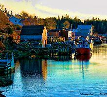Herring Cove, Nova Scotia, Canada by kenmo