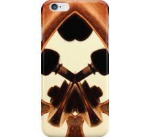 At the Heart of Sound  iPhone Case/Skin