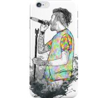 Zayn sketch iPhone Case/Skin