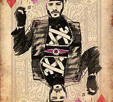Ace of Diamonds Gambit by HybridEmblem