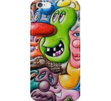 graffiti3 iPhone Case/Skin