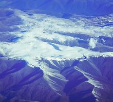 Snowcaps by Guyzimijz