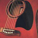 Guitar Macro by Stephen Thomas