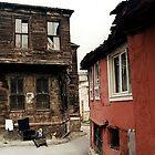 Life Near The Istanbul Walls, Ayvansaray by Kuzeytac