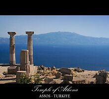 Temple Of Athena / ASSOS -Turkiye by Kuzeytac