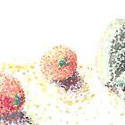 orange dots or oranges? by Tigger777