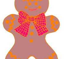 Ginger Bread Man by kwg2200