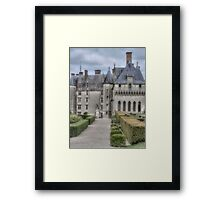 Chateau de Langeais, France #2 Framed Print