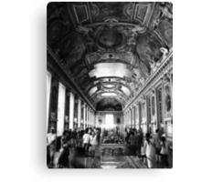 Le Musee du Louvre Canvas Print