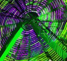 Farris Wheel on Acid by Ken Fortie