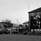 Derry City, Rossville Street by Agnes McGuinness