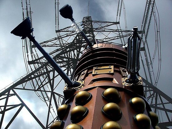 """Exterminate!!"" - We Have The Power !!! by Colin J Williams Photography"
