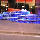 driveby fountain bleu' by bodymechanic