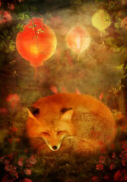 Fox Dreams by Aimee Stewart