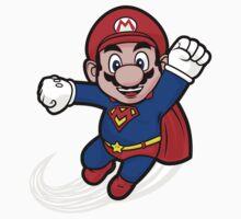 Super Plumber Kids Clothes