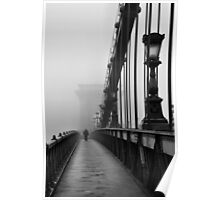 Chain Bridge Poster