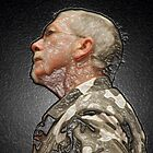 Actor Wrapped in plastic by JoBling