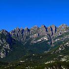Italian Mountains by Kallian