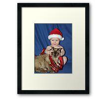Christmas Presents Framed Print