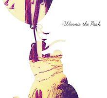 Winnie the Pooh by KeriiLynne