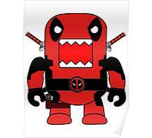 Domo Deadpool Poster