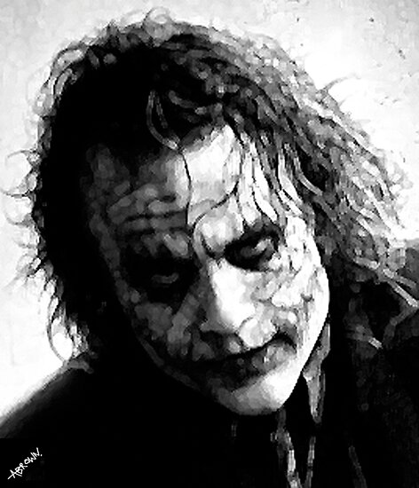 joker by Alex Brown
