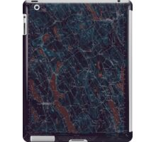 Maine USGS Historical Map Norway 306696 1946 62500 Inversion iPad Case/Skin