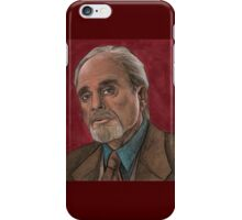 Checkpoint - Quentin Travers - BtVS iPhone Case/Skin