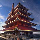 Pagoda (Reading, Pennsylvania) by Terence Russell