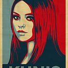Mila Kunis by trev4000