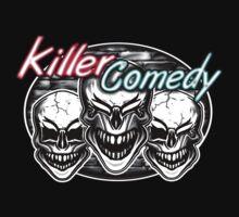 Laughing Skulls: Killer Comedy by sdesiata