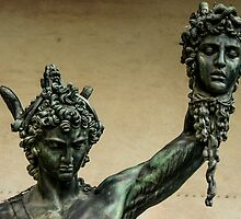 Perseus with the Head of Medusa by Prussia