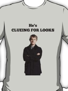 Clueing for Looks T-Shirt