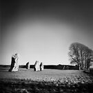 Avebury Stones by Paul Woloschuk