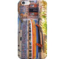 Joe`s Fish Shack - HDR - Fremantle WA iPhone Case/Skin
