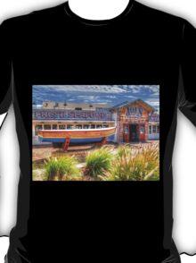 Joe`s Fish Shack - HDR - Fremantle WA T-Shirt