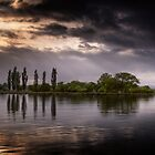 Lake view.  by DaveBassett