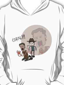 The Walking Dead Coral T-Shirt