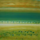 Countryside - Original SOLD by BradThurston