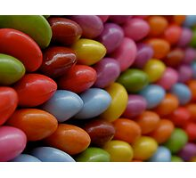Smarties Photographic Print