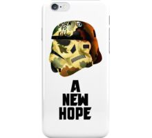 A New Hope: Born To KILL iPhone Case/Skin