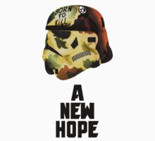 A New Hope: Born To KILL by BertsShirts