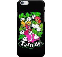 Turn Up! iPhone Case/Skin