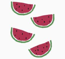 A Little Watermelon T-Shirt