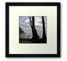 elements 3 Framed Print