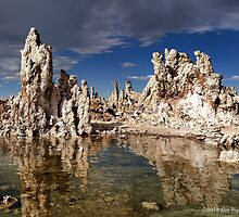 Tufa Towers  by Alex Preiss